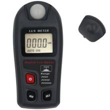 MT-30 портативный многофункциональный цифровой люксовый измеритель 0,1-200000lux Высокая точность Люксметр портативный измеритель освещенности