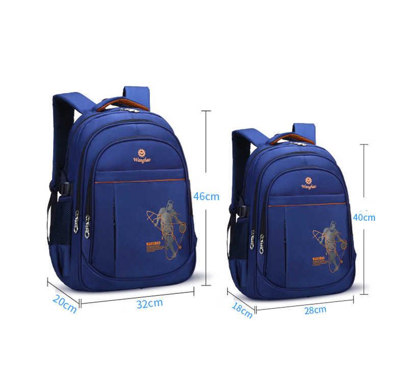 جديد الأطفال الحقائب المدرسية للأولاد فتاة عودة حزمة السفر حقيبة الظهر للمراهقين الظهر Mochila Infantil كبيرة/ صغيرة