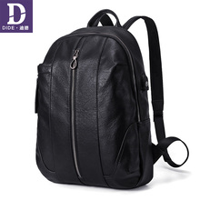 DIDE 2019 New Anti-thief Fashion Mens Backpacks 15 Inch Backpack School Bag Waterproof Laptop Man USB Charging Travel