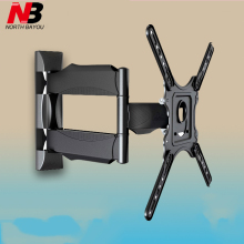 NB DF400 Wall TV Mount 32″-52″ Full Movement Flat Panel LED LCD TV Monitor Holder Cantilever Arm