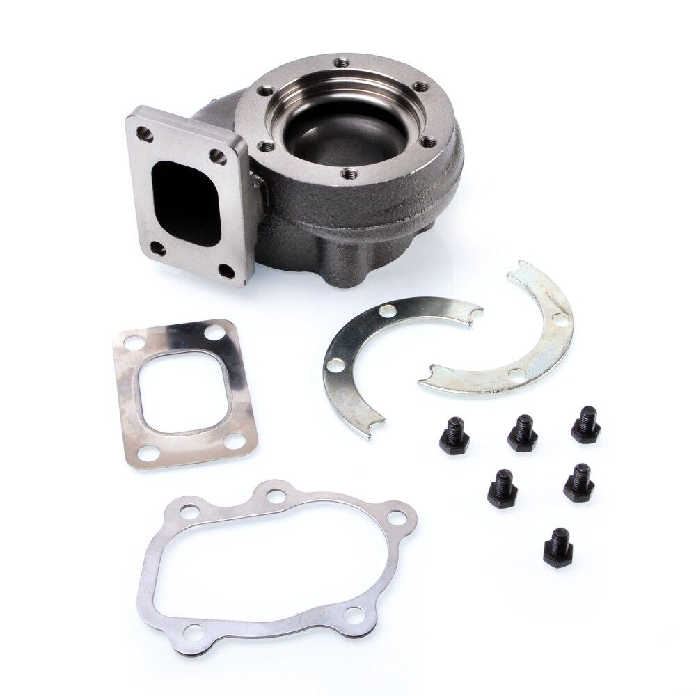 US $195 0 |Kinugawa Turbo Turbine Housing Kit AR 64 T25 5 Bolt for HKSs  GT2540 / for Garrett GT2860R GT2876R GT2871R-in Turbo Chargers & Parts from