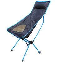 Portable Stable Foldable Mesh Chair Seat Lightweight Seat For Hiking Fishing Picnic Barbecue Beach Chair Other