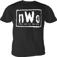 OKOUFEN 2017 Streetwear Short Sleeve Tees New World Order Men's Wrestling T-shirt Printed T Shirts Men's Streetwear