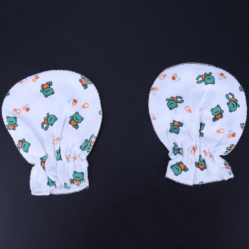 5 paar / set baby-handschoenen winter katoen vier seizoenen volledige - Babykleding - Foto 4