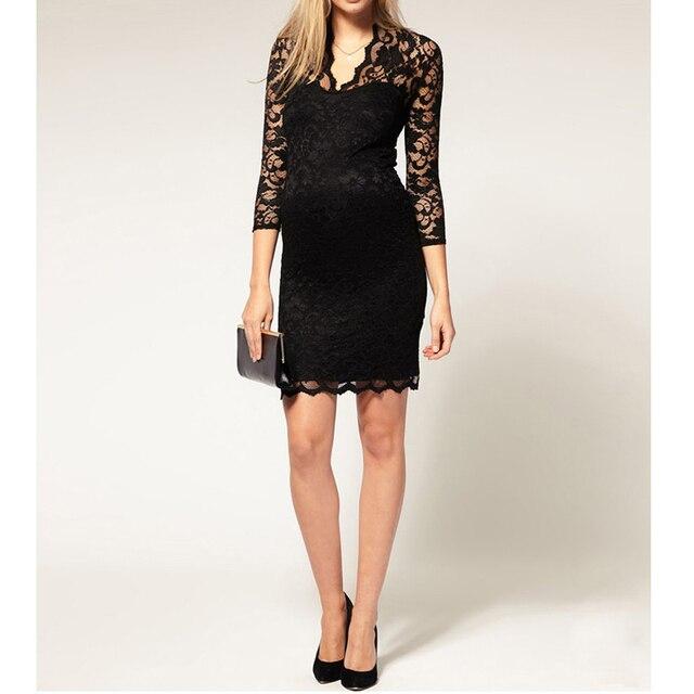 Stylish Mini Lace Dress