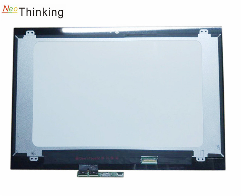 NeoThinking Lcd Assembly For Lenovo Flex 5-14/ Yoga 520-14 Touch Screen Digitizer Glass Replacement With frame free shipping original fhd lcd with touch screen digitizer assembly 5 5 inch for umi emax lcd txdt550qzpa 21 free shipping with tracking no