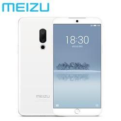 100% Оригинальный MEIZU 15 мобильный телефон 4 г LTE Dual SIM 20MP Snapdragon660 Octa Core ГБ + 128 5,46 дюймов 1080x1920 p Android Callphone