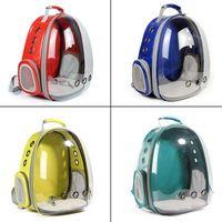 Портативный Pet/кошки/собаки/щенок рюкзак для переноски пузырь, новое пространство капсула Дизайн 360 градусов экскурсии Кролик Рюкзак Сумка Tr