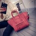2016 Spring Design Vintage Trapeze Bag Women Messenger Bags Hot Sale Handbag Shoulder Bag Fashion Women Female Bags