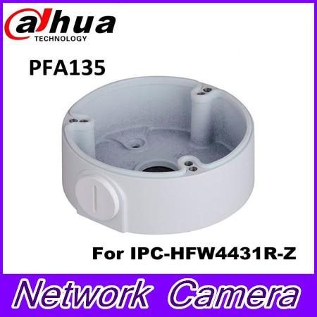 DAHUA PFA135 Junction Box CCTV Accessories Aluminum IP Camera Brackets dahua pfa130 water proof junction box cctv accessories ip camera brackets pfa130