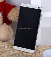 M7 Original HTC One M7 Handy mit 4,7 zoll Android Quad Core 2G RAM + 32G ROM entsperrt Renoviert telefon/Freies Verschiffen