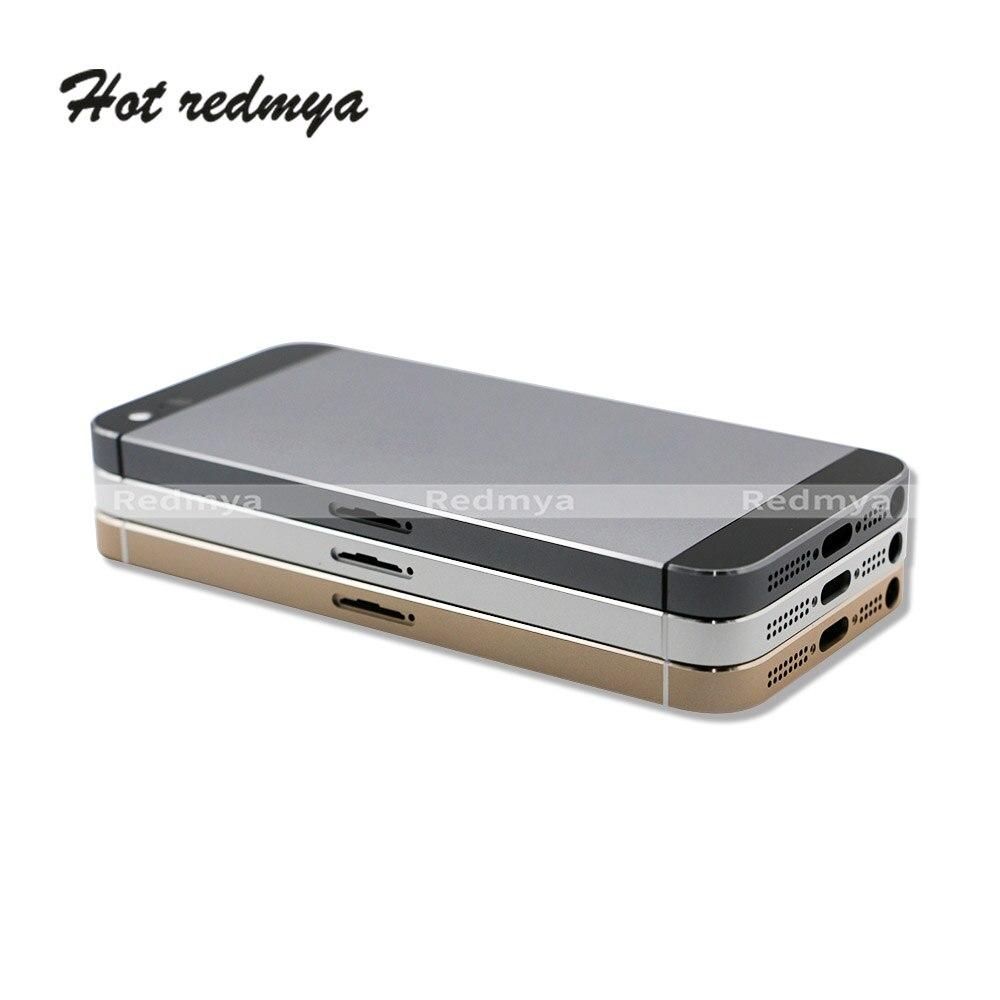 Iphone 5s back cover scocca posteriore completa iMania SHOP