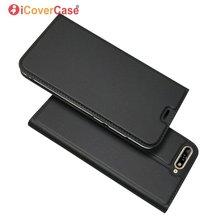 Магнитная Крышка для huawei Honor 7A 2 ГБ 5,7 Бумажник кожаный флип чехол для huawei Y6 2018 элегантный Бизнес Книга телефон сумка
