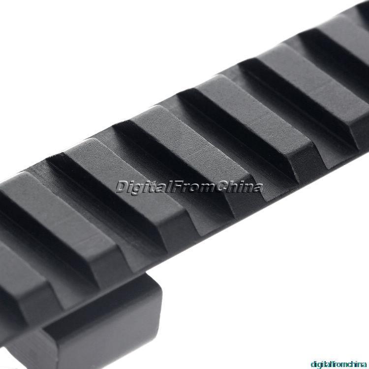 Ajuste el riel inferior de cola de milano de 11 mm y el riel superior - Caza - foto 4