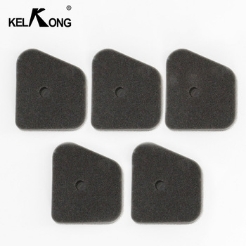 KELKONG 1 Pc Air filter for STIHL FC55 FS38 FS45 FS46 FS55 HL45 KM55 KM85 Weedeater Trimmer 4140 124 2800 image