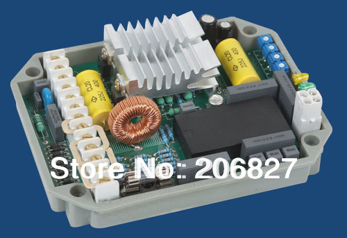 MeccAlte UVR6 AVR for Mecc Alte Alternator Fujian ww06197 100