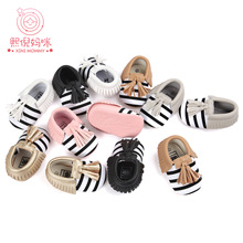 XINI MOMMY first walkers crib shoes newborn baby boy  zapatos de bebe nenas booties YT324