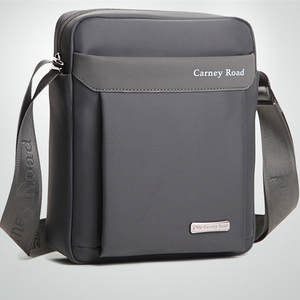 top 10 most popular nylon fabric men shoulder bag black list 4db7c32a56183