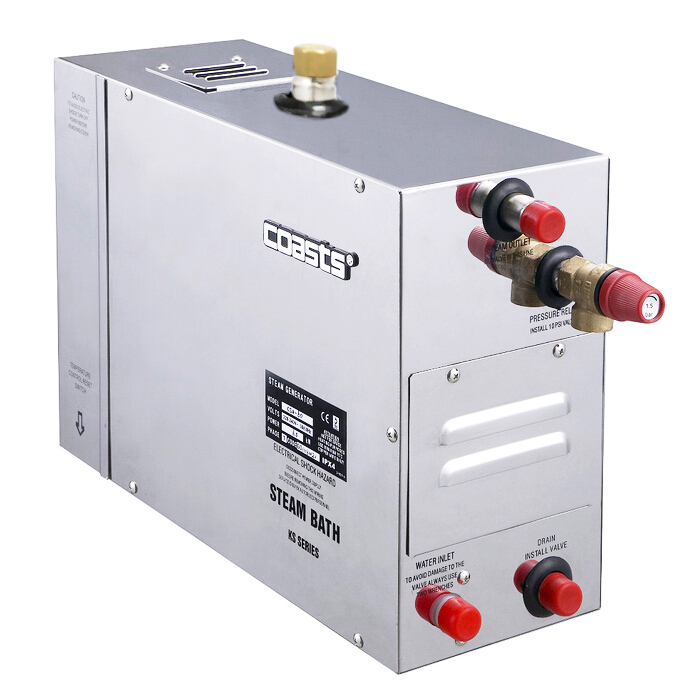 Home used 10.5kw steam turbine generator for sale with CE-in Sauna ...