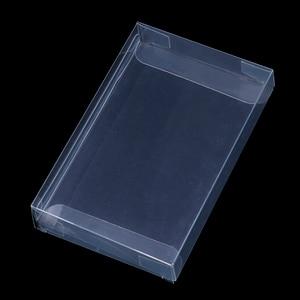 Image 2 - 10pcs/lot Clear Transparent Carts Box Case For Nintend N64 Cartridge CIB Protectors