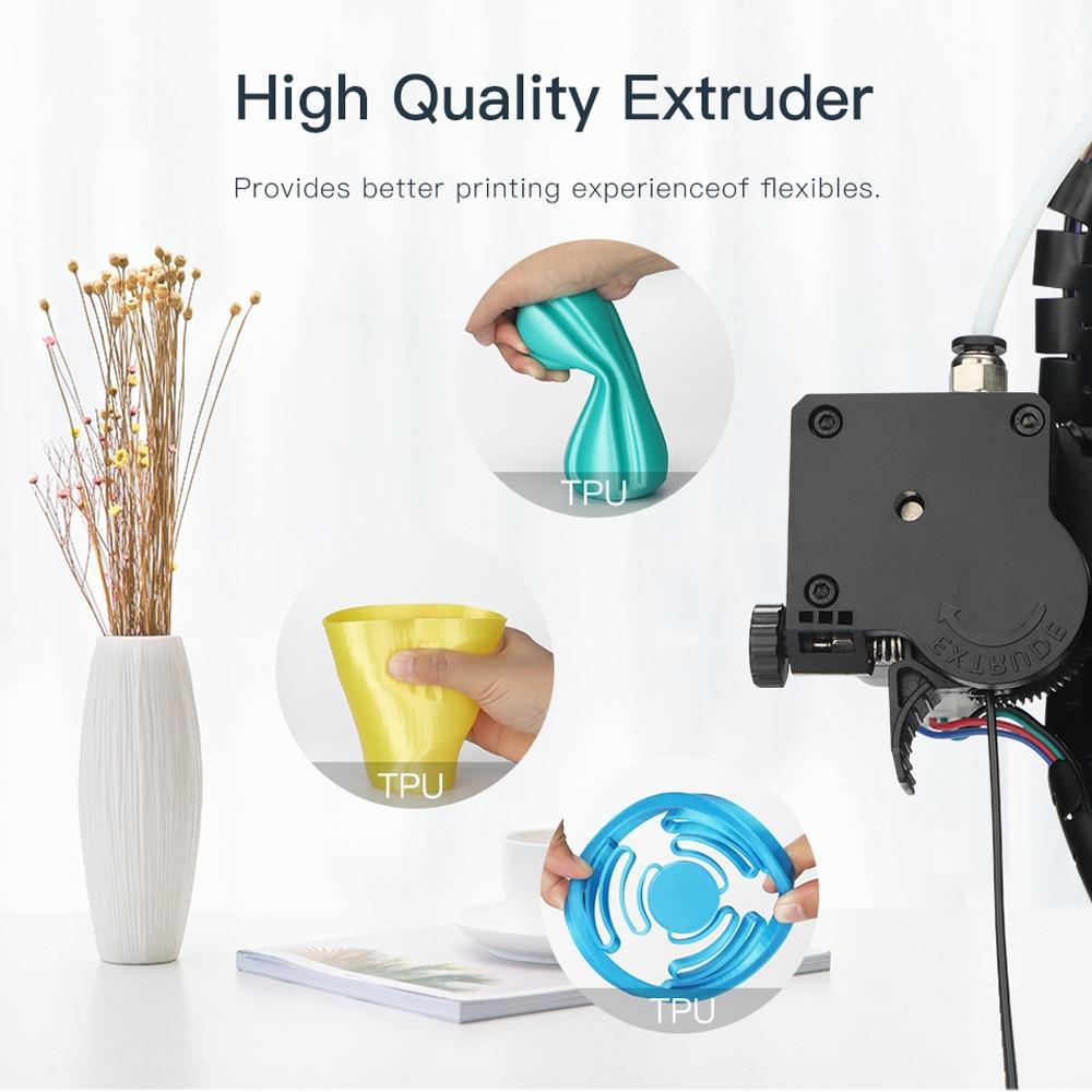 Image 2 - ANYCUBIC i3 Mega S 3D Printer Kit Upgrade i3 Mega Huge Build Volume Rack Rigid Metal Frame FDM 3d Printer impresora 3d Drucker3D Printers   -