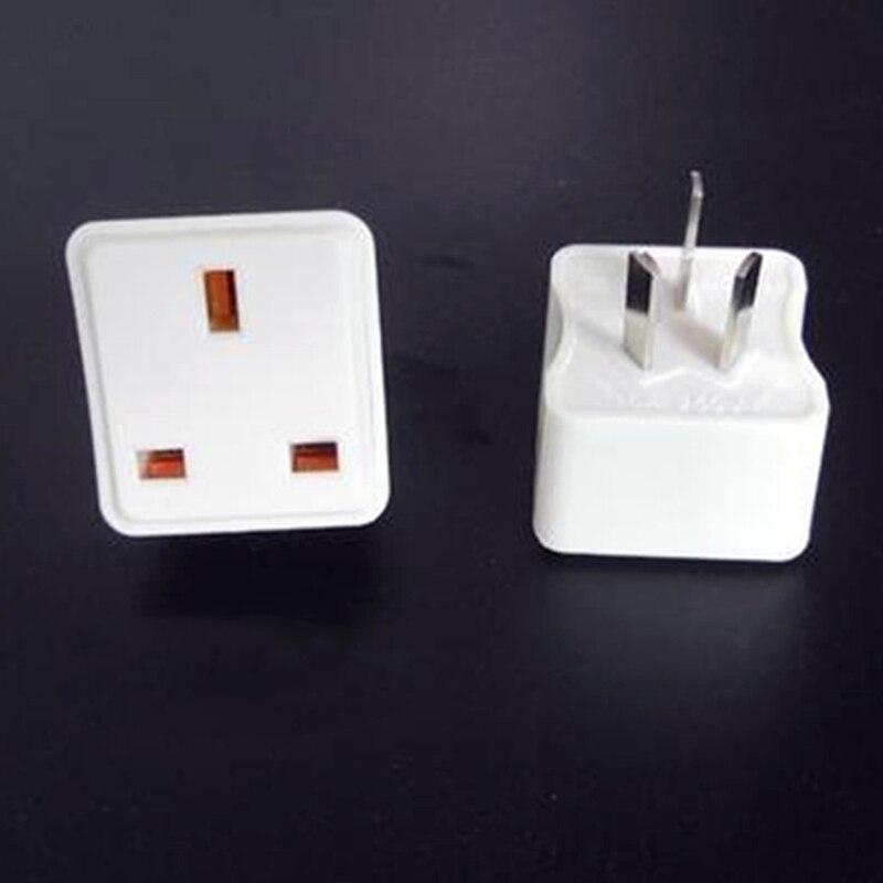 Multifunctional UK to AU Plugs Adapter EU Power Converter 3 Pin Socket  Travel