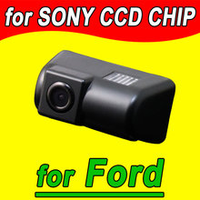 CCD auto cámara de visión trasera para Ford Transit Transporter back up inversa estacionamiento de la cámara HD impermeable de visión nocturna