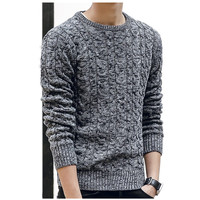 New Mens Sweaters 2017 New Fahsion O Neck Winter Sweater Men Pullover Long Sleeve Casual Men