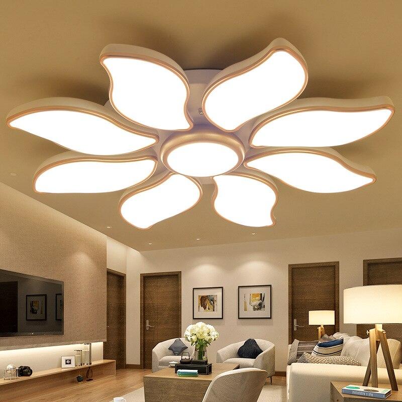 Goede Moderne LED Plafond Lampen Woonkamer plafonnier Lichten XP-11