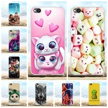 For Xiaomi Redmi Go Case Ultra Thin Soft TPU Silicone Cover Cartoon Patterned Coque Bag