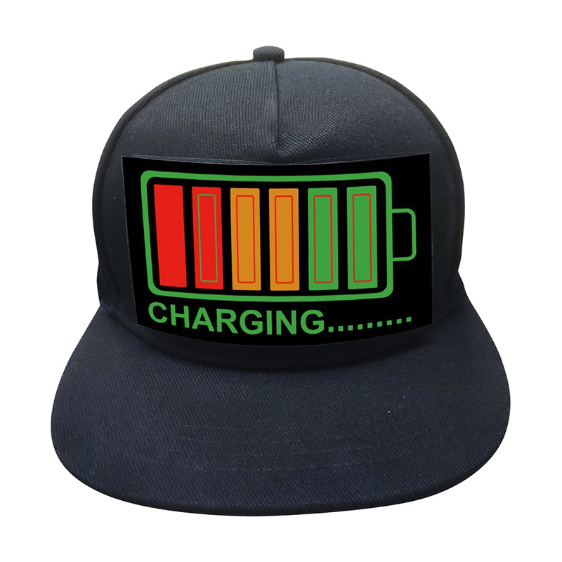 Casquette LED Bluetooth ultime
