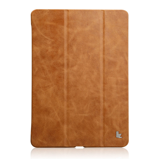 Brown Ipad pro cover 5c649ed9e31b1