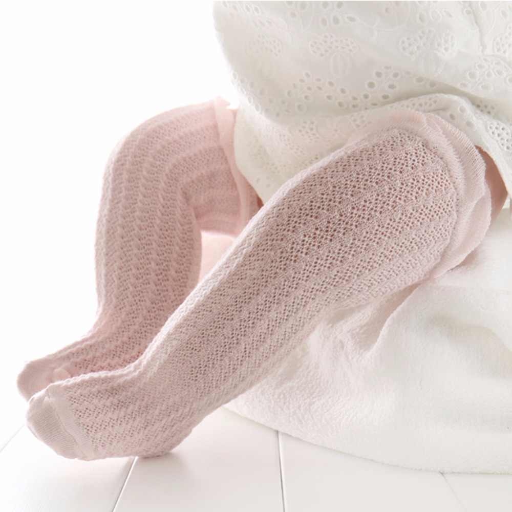 Baby Knie Hoge Sok Kid Over Knie Sokken Warme Dij Hoge Beenwarmers Lange Sokken Katoenen Kousen Meisjes Prinses Knie Hoge Sokken Verlichten Van Reuma En Verkoudheid