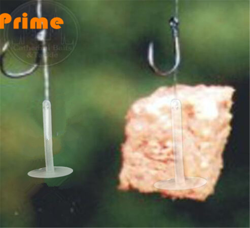 Carp fishing pop up bait stop boilie holder meat mate coase fishing bait screw quick change connector terminal tackle image