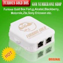 100% оригинал furious gold box 1 го класса с 30 кабелями + активация