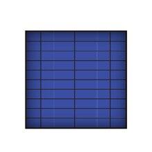 4,2 W 4,5 W 5V 840mA мини солнечная батарея Панели солнечные Стандартный эпоксидный поликристаллический кремний DIY батарея заряд энергии модульная игрушка