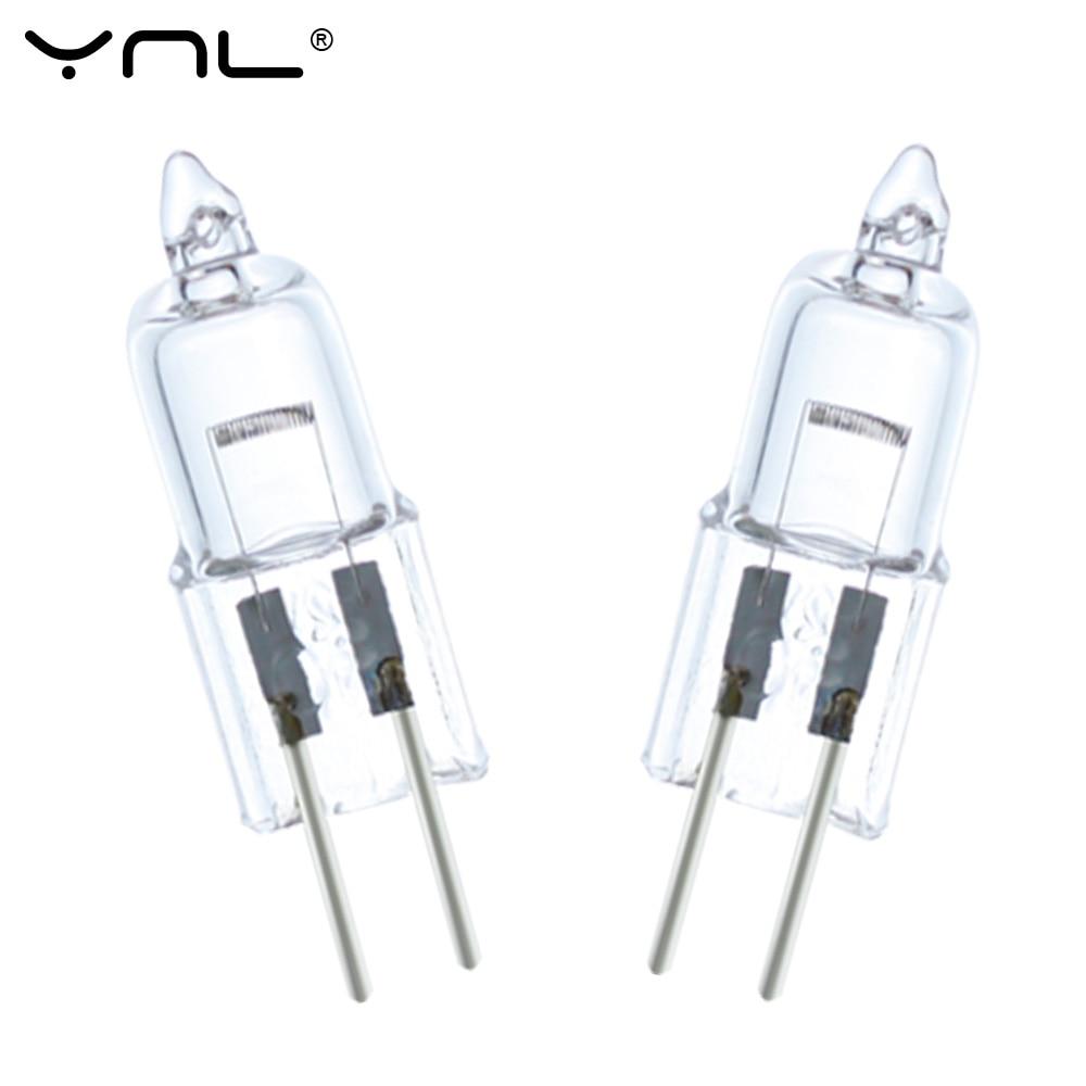 20 G4 10 W Halogène Ampoule LAMPE 12 V 2000 H Life