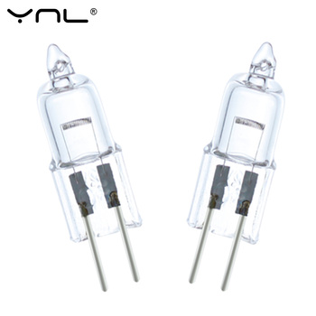 20Pcs Halogen G4 20W DC 12V Replace Bombillas LED Lamp Lampada Ampoule Crystal lampara Celling Lamp Chandelier Wall Light Bulb image
