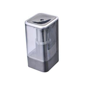 Image 5 - Electric Pencil Sharpener High Quality Automatic Electronic And One Hole Plug In Use Safety For Kids