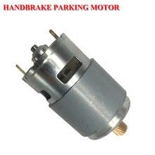 34436850289 парковочный ручной тормоз тормозной привод двигателя для BMW X5 X6 E70 E71 E72