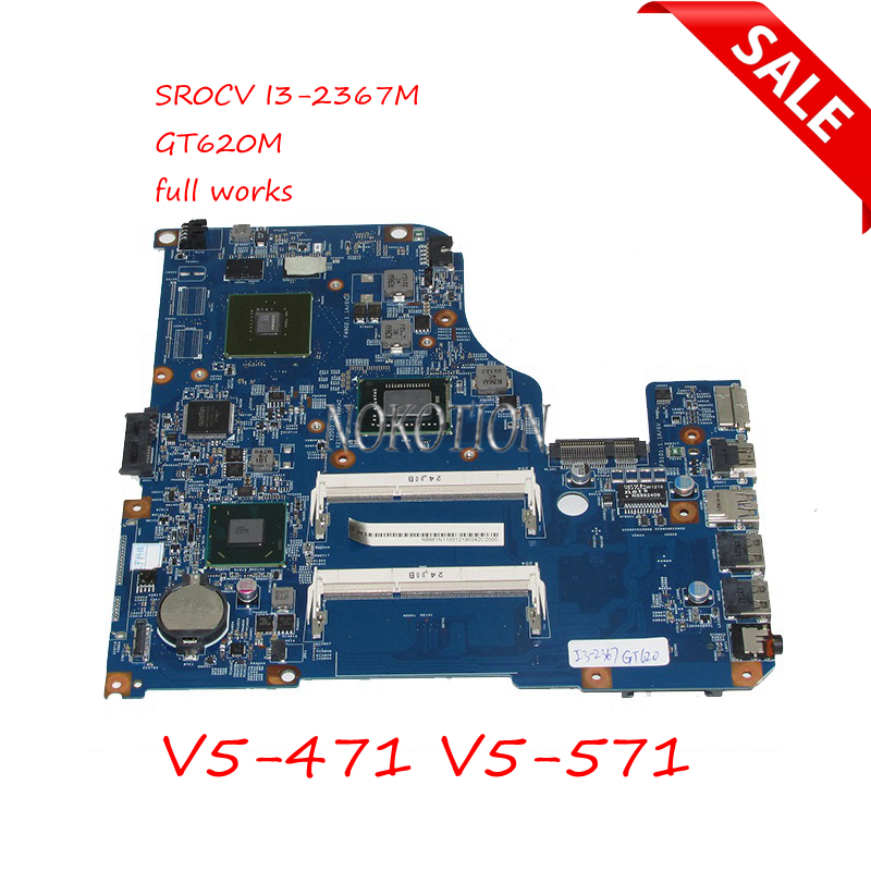 48.4TU05.011 NBM1N11001 NB.M1N11.001 Main board For acer Aspire V5-471 V5-571 laptop motherboard SR0CV I3-2367M GT620M full test48.4TU05.011 NBM1N11001 NB.M1N11.001 Main board For acer Aspire V5-471 V5-571 laptop motherboard SR0CV I3-2367M GT620M full test