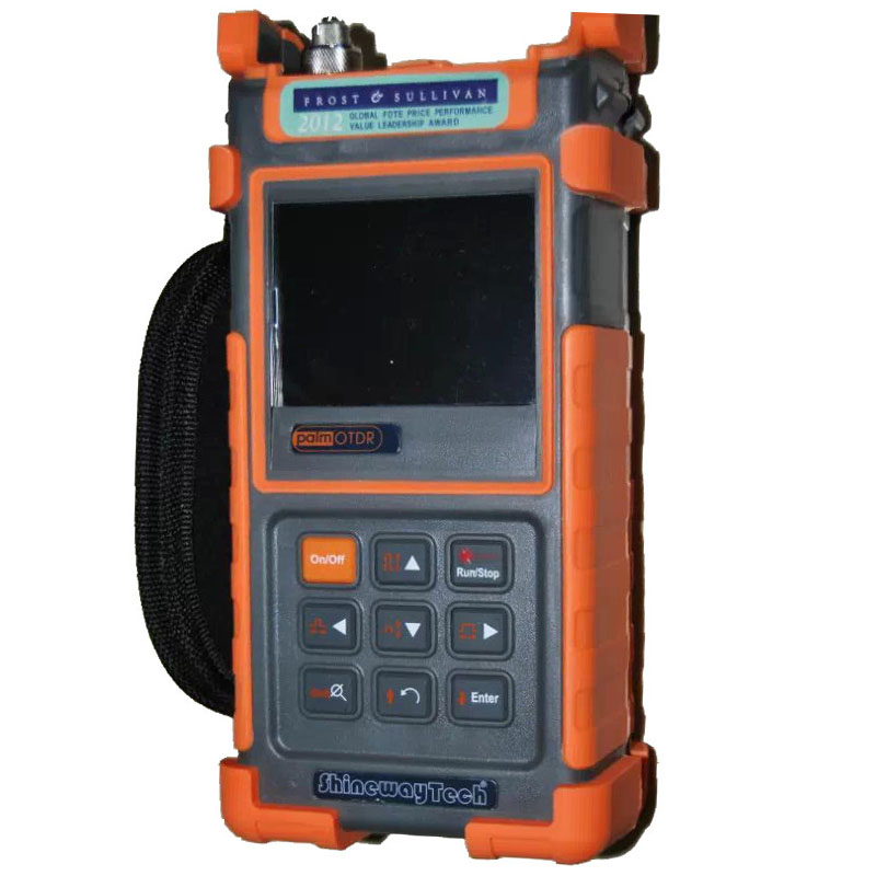 ShinewayTech S20 OTDR Optical Time Domain Reflectometer S20A/N1310/1550nm 28/26dB Fiber Optical Otdr Testing BY DHL