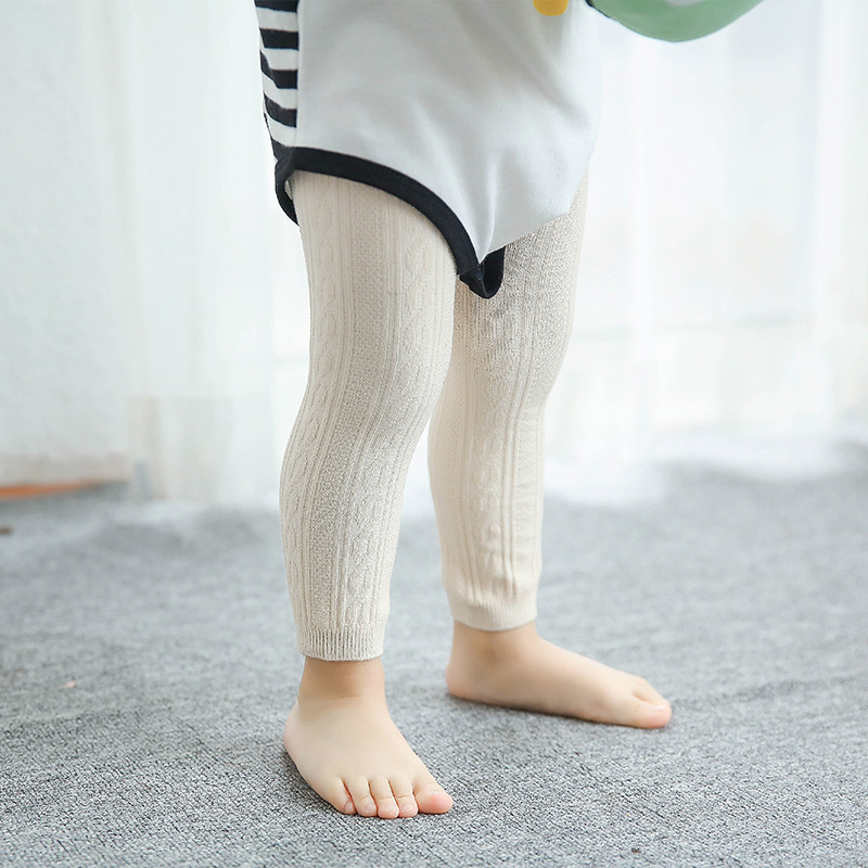 1-3 T Kinder Mädchen Ankle-länge Hosen 1 Stück Kinder Panty-schlauch 80% Baumwolle Frühling/ Auntumn Pantynose Kinder Hose G175 Jahre Lang StöRungsfreien Service GewäHrleisten