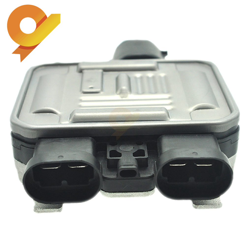 US $15.62 7% OFF|Radiator Cooling Fan Control Module Relay ECU For on