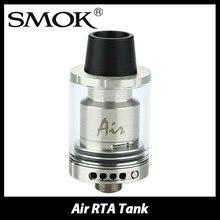 เดิมSMOKJOYอากาศRTAเครื่องฉีดน้ำบุหรี่อิเล็กทรอนิกส์1.8มิลลิลิตรE-ของเหลวความจุด้านบนกรอกปรับการไหลของอากาศRebuidableถัง
