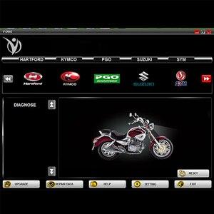 Clássico 7 em 1 multi marca motocicleta varredor moto reparação ferramenta de diagnóstico rmt 7 em 1|motorcycle scanner|diagnostic scanner toolscanner diagnostic -