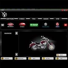 Classic 7 in 1 Multi Brand Motorcycle Scanner Motorbike Repair Diagnostic Tool RMT 7 IN 1