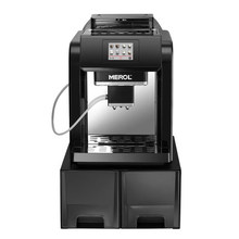 ME-817 Fully automatic water coffee machine Italian commercial household mini freshly cooked beans