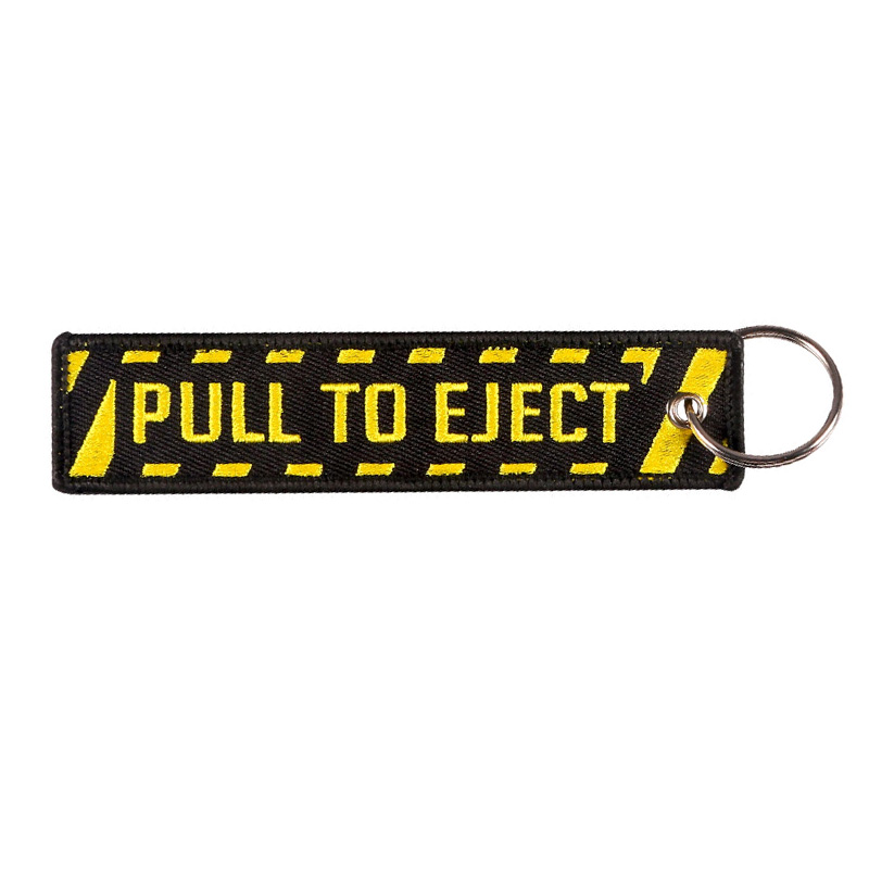 pull to eject keychain6