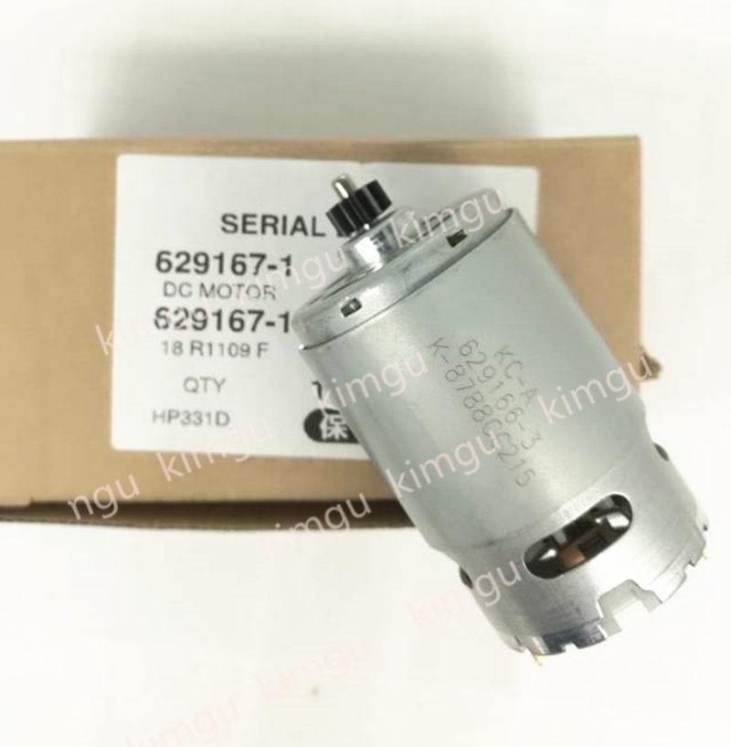 Genuine Motor  629167-1 For Makita 629169-7 DF331D DF031D HP331D HP331DWE HP331Z HP331DZ